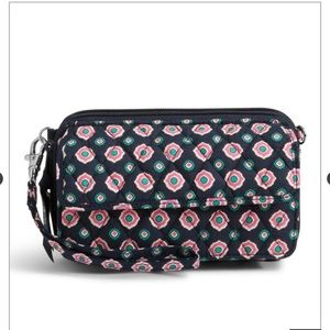 Vera Bradley All In One Crossbody - NWT